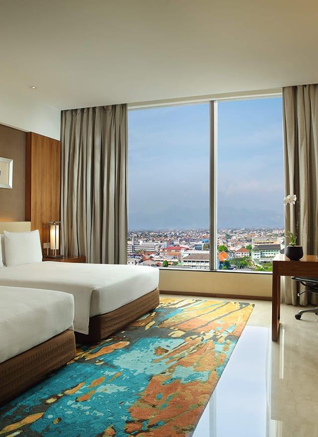 Hotel Di Bandung Hilton Bandung Bandung