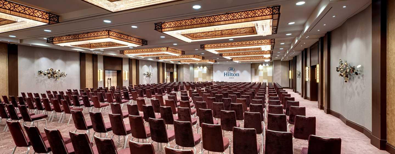 Hôtel Hilton Berlin, Allemagne - La salle de réception
