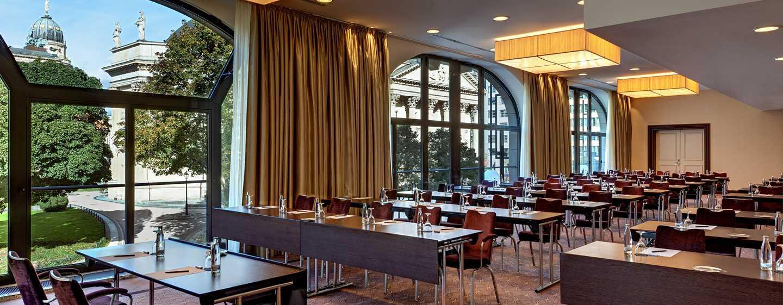 Hotel Hilton Berlin, Alemania - Salón Corinth