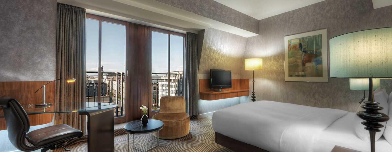 Hilton Berlin Hotel, Deutschland– Duplex Suite