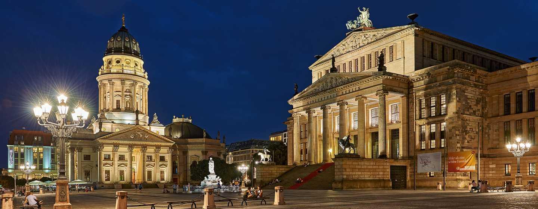 Hilton Berlin Hotel, Deutschland – Deutscher Dom und Konzerthaus