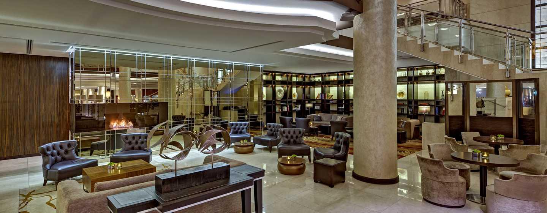 Hotel Hilton Berlin, Alemania - Lounge Listo