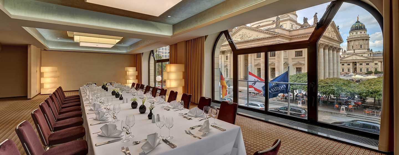 Hotel Hilton Berlin, Alemania - Salón Durieux