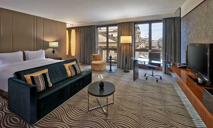 Hotel Hilton Berlin, Alemania - Suite Junior