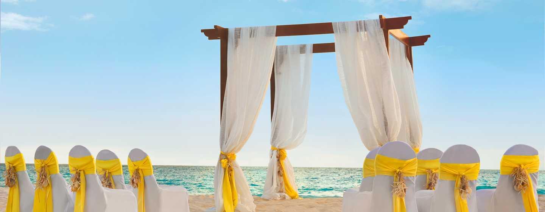 Hôtel Hilton Barbados Resort, La Barbade - Mariages sur la plage à La Barbade
