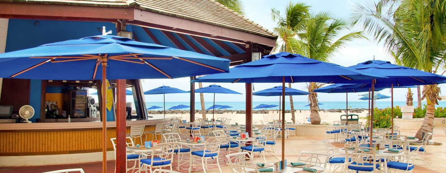 Hilton Barbados Resort, Barbados - Bar Water's Edge