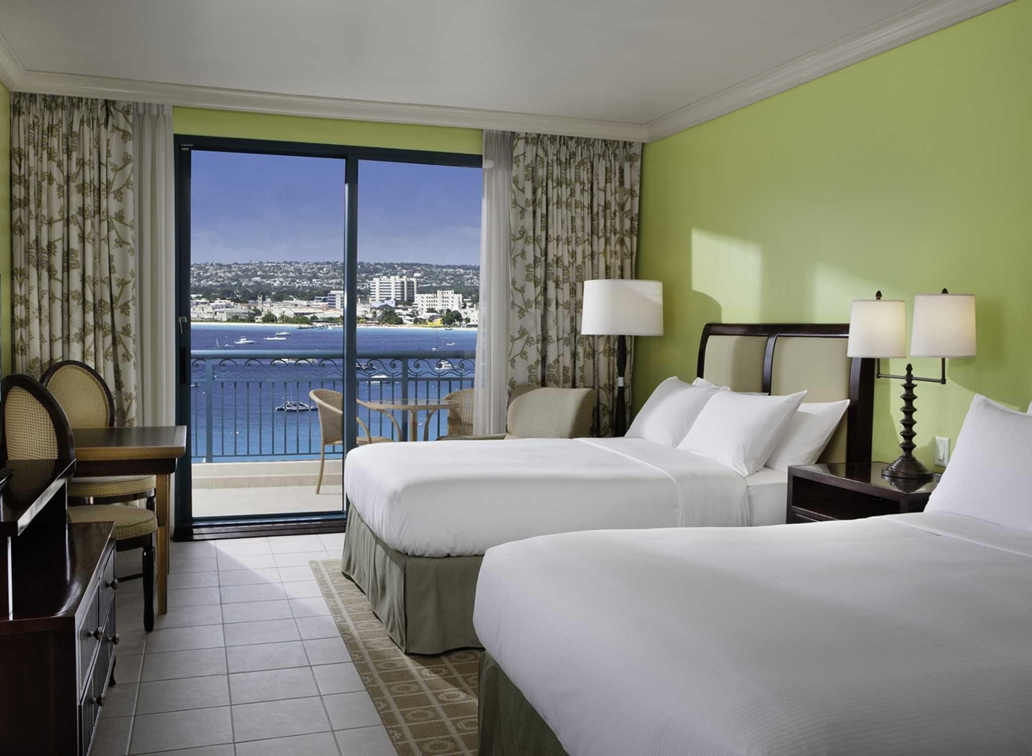 Resorts En Barbados Informaci 243 N Del Hotel Hilton Barbados