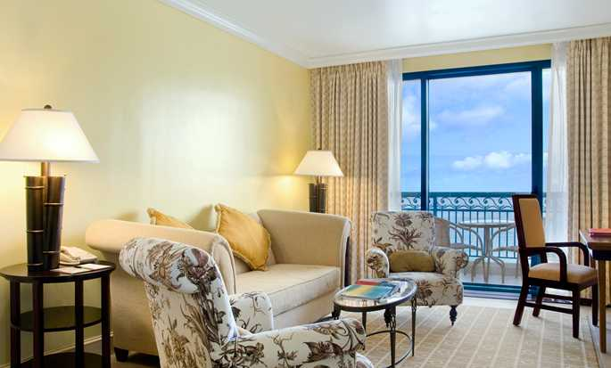 Hilton Barbados Resort, Barbados – Quarto Parlor