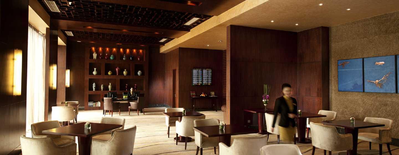 Hilton Beijing Capital Airport, China– Executive Lounge