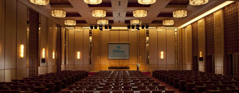 Hilton Beijing Capital Airport, China – Ballsaal