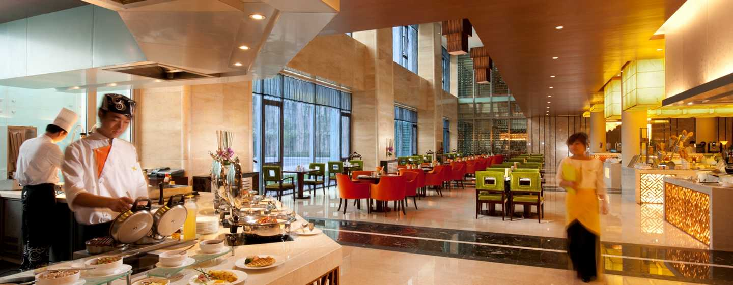 "Hilton Beijing Capital Airport, China – Restaurant ""360° Casual Dining"""