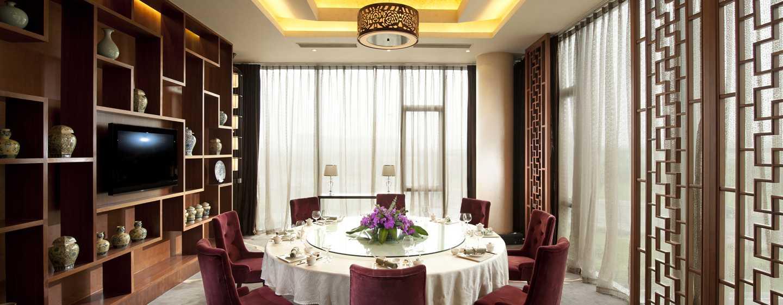 Hilton Beijing Capital Airport, China – Yue Shang