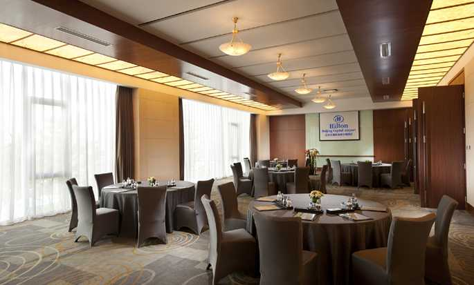 Hilton Beijing Capital Airport, China – Meetingraum