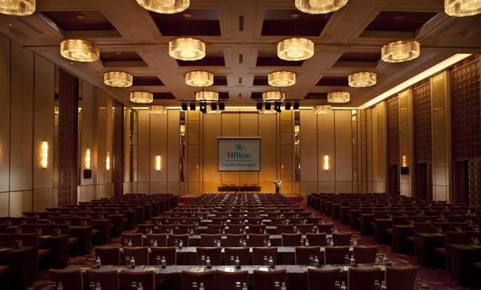 Hilton Beijing Capital Airport, China – Ballsaal