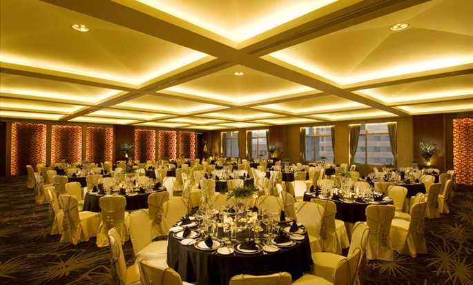 "Hilton Beijing, China – Ballsaal ""Signature"""