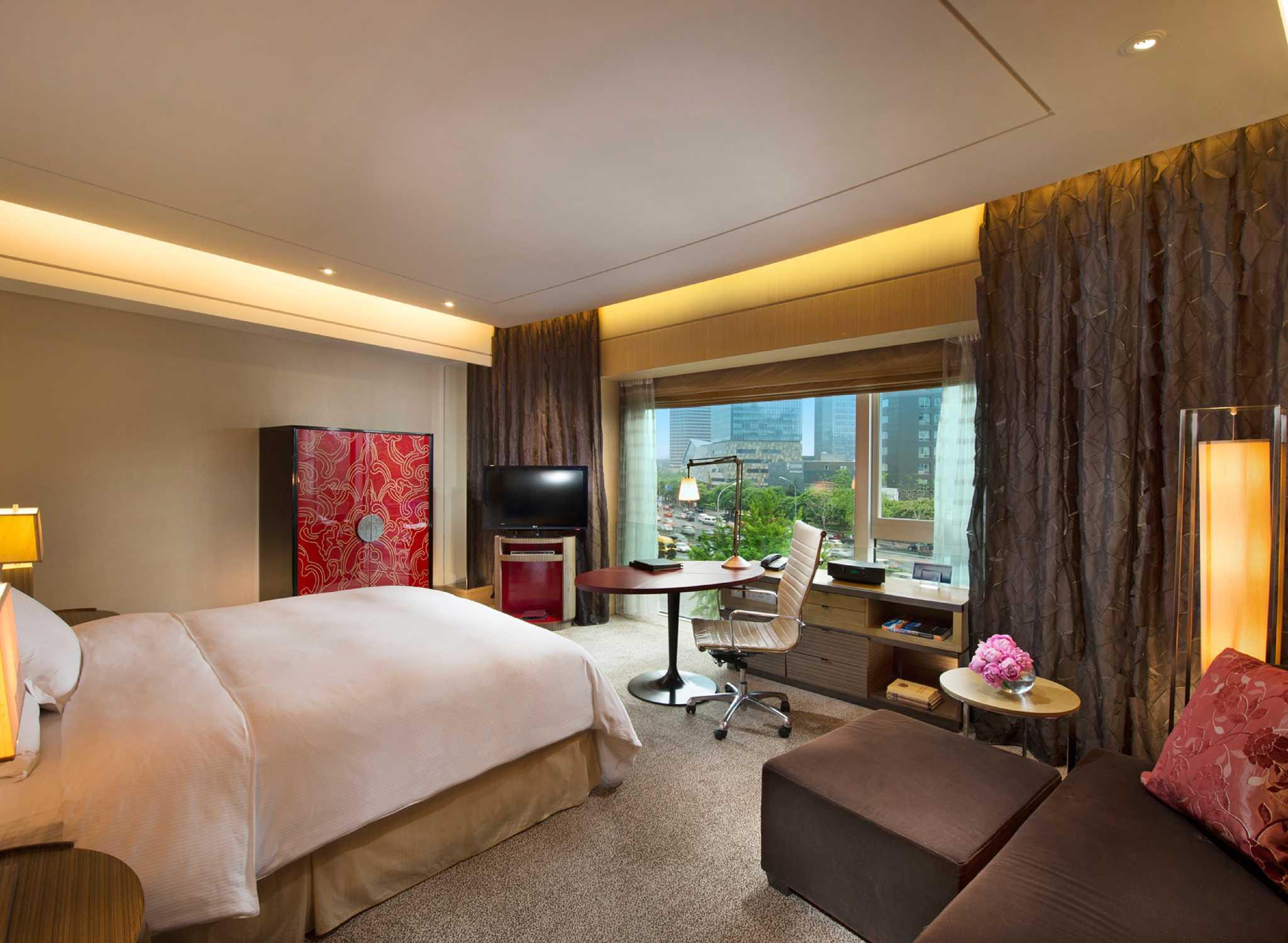 Hilton beijing china executive zimmer
