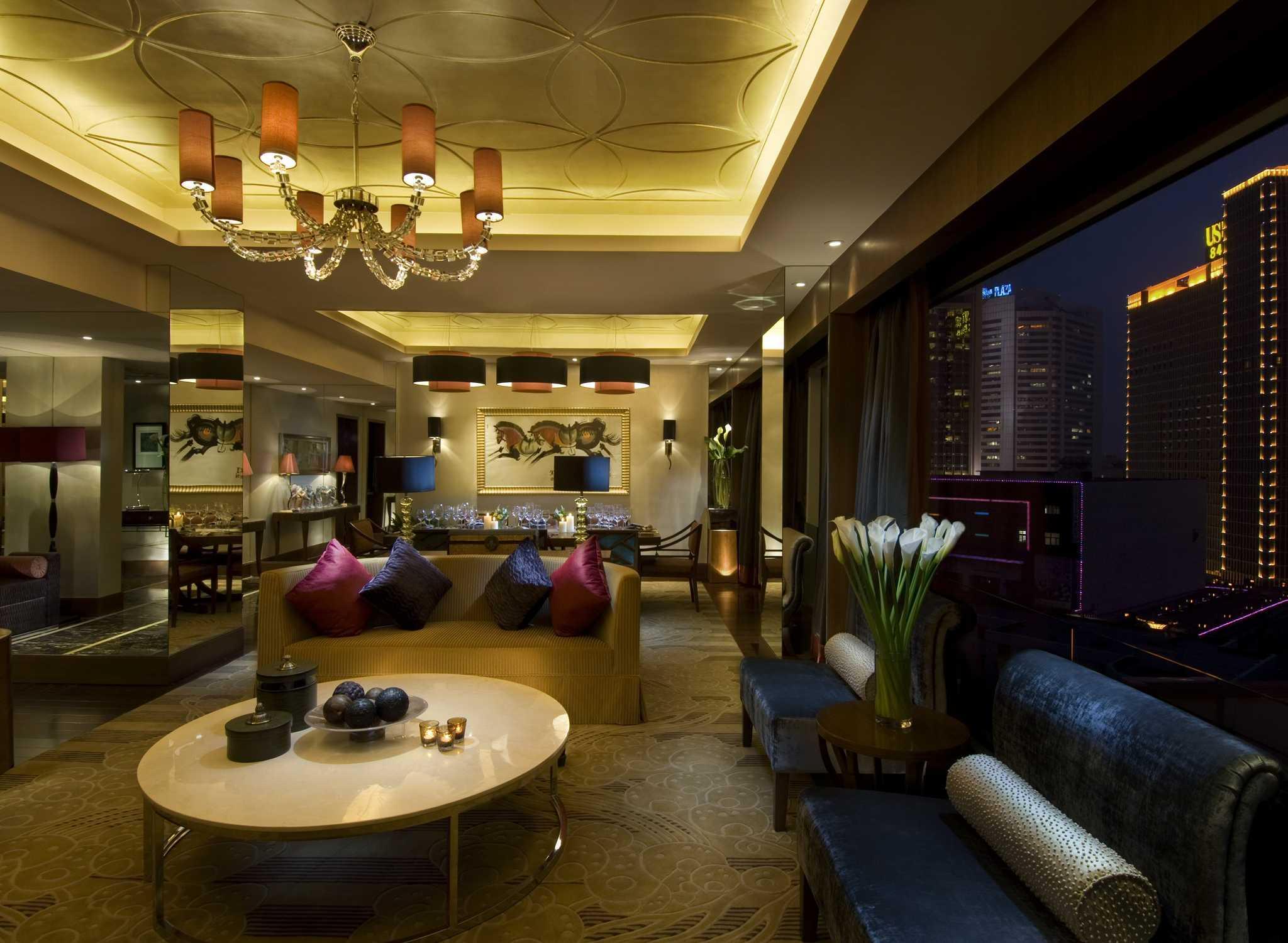 Hilton beijing china chairman suite
