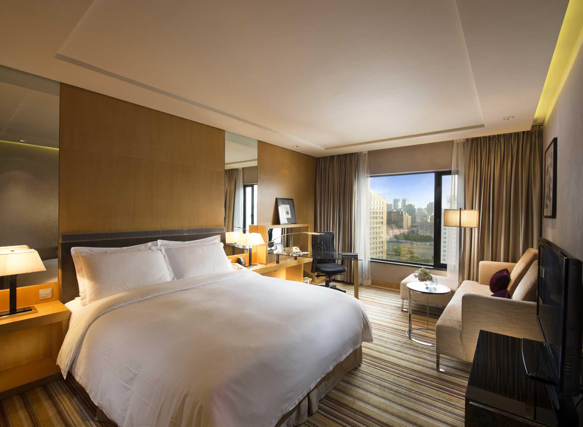 Hilton beijing china deluxe zimmer