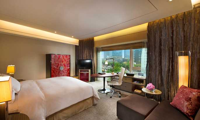 Hilton Beijing, China – Executive Zimmer