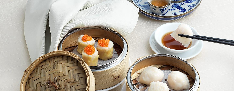 ภัตตาคารจีน Yuan ให้บริการอาหารจีนกวางตุ้ง
