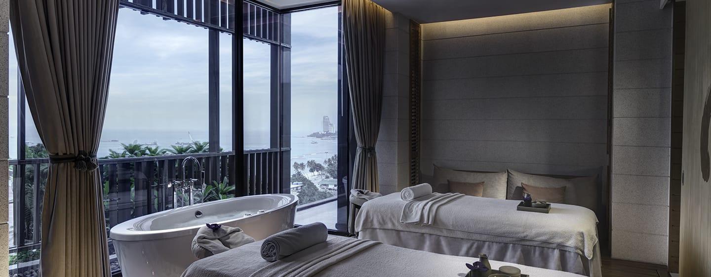 โรงแรมฮิลตัน พัทยา ประเทศไทย - เอโฟเรีย สปา