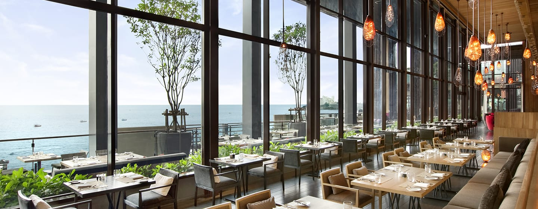 Hilton Pattaya Hotel, Thailand– Restaurant Edge