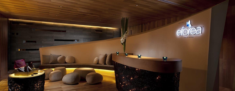 Hotel Hilton Pattaya, Thailand - Resepsionis eforea