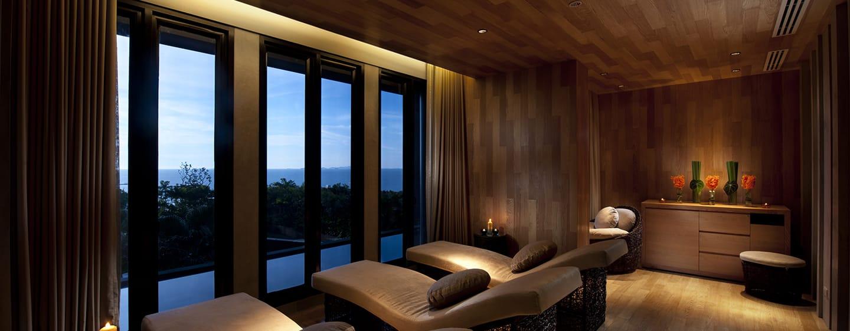 Hilton Pattaya Hotel, Thailand– Entspannungsraum
