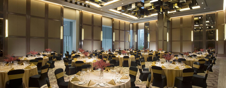 Hilton Sukhumvit Bangkok - ห้องแกรนด์บอลรูม