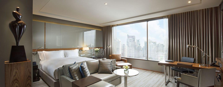 Hilton Sukhumvit Bangkok - ห้องจูเนียร์สวีท