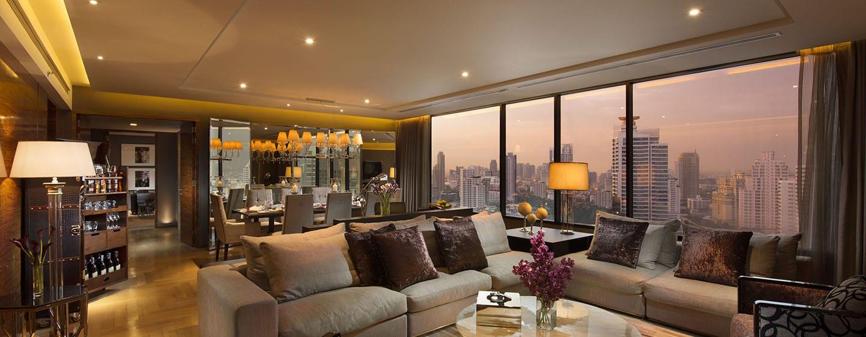 Hilton Sukhumvit Bangkok - ห้องเพรสซิเดนเชียลสวีท