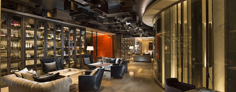 Hilton Sukhumvit Bangkok - ห้อง Study