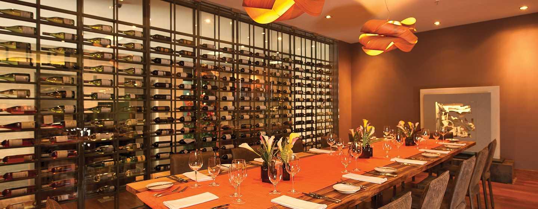 Hotel Hilton Bogota, Colombia - Mesa del chef