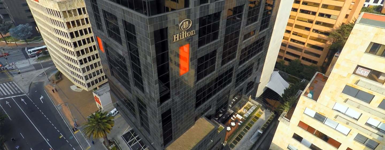 Hotel Hilton Bogota, Colombia - Fachada del hotel