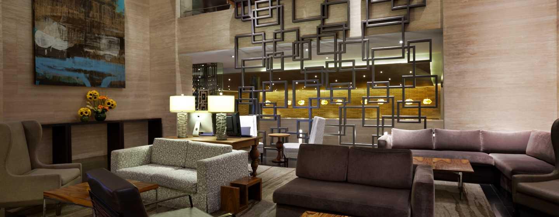 Hotel Hilton Bogota, Colombia - Lobby del hotel