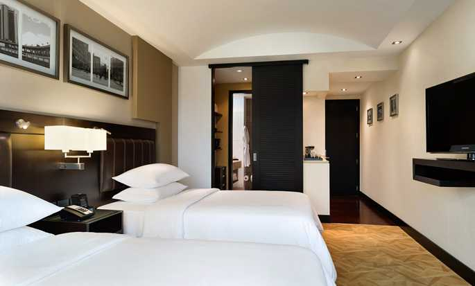 Hotel Hilton Bogota, Colômbia – Quarto Double Executive