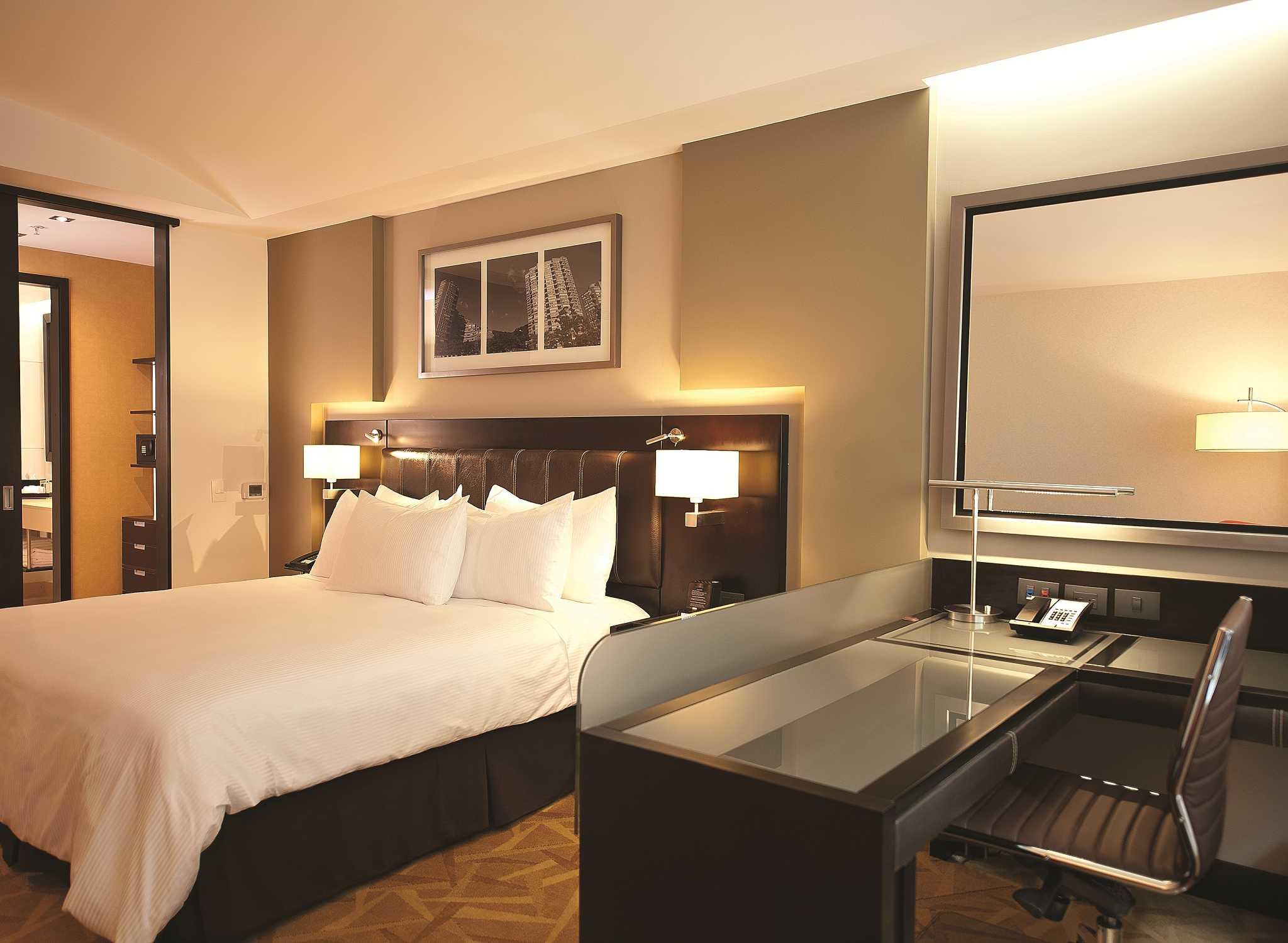 Hotel Hilton Bogota Colombia Habitación Con Cama King