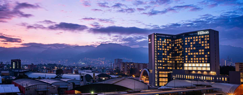 Hilton Bogota Corferias, Colombia - Fachada
