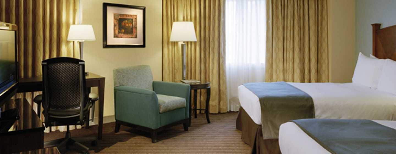 Hotel Hilton Boston Back Bay, EUA – Quarto Twin