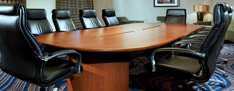Hotel Hilton Boston Back Bay, EUA – Sala de reunião executiva