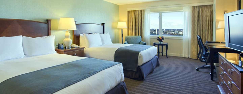 Hotel Hilton Boston Back Bay, EUA – Duas camas de casal