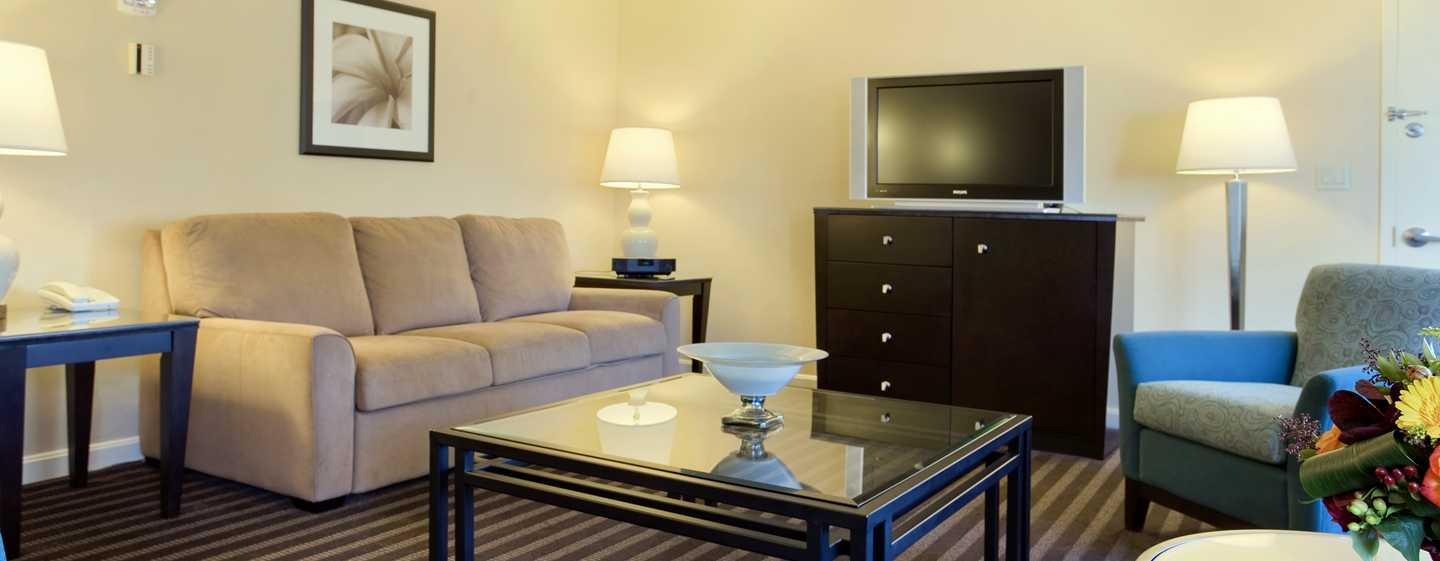 Hilton Boston Back Bay Hotel, USA – Parlour Suite