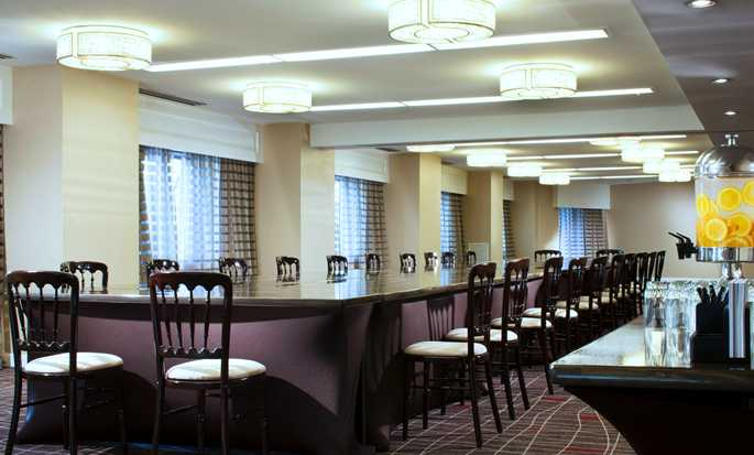 Hotel Hilton Boston Back Bay, EUA – Sala de reunião