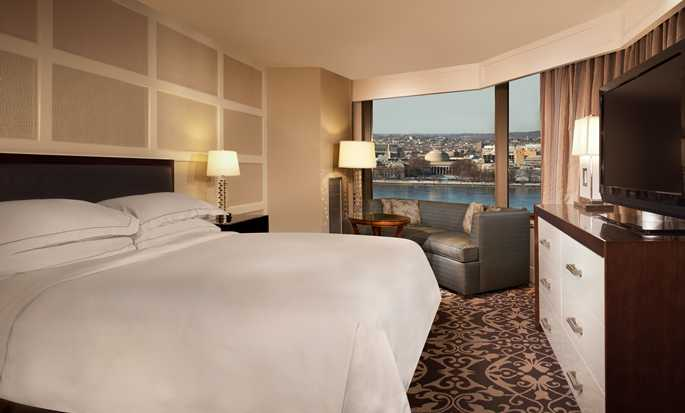 Hotel Hilton Boston Back Bay, EUA – Quarto