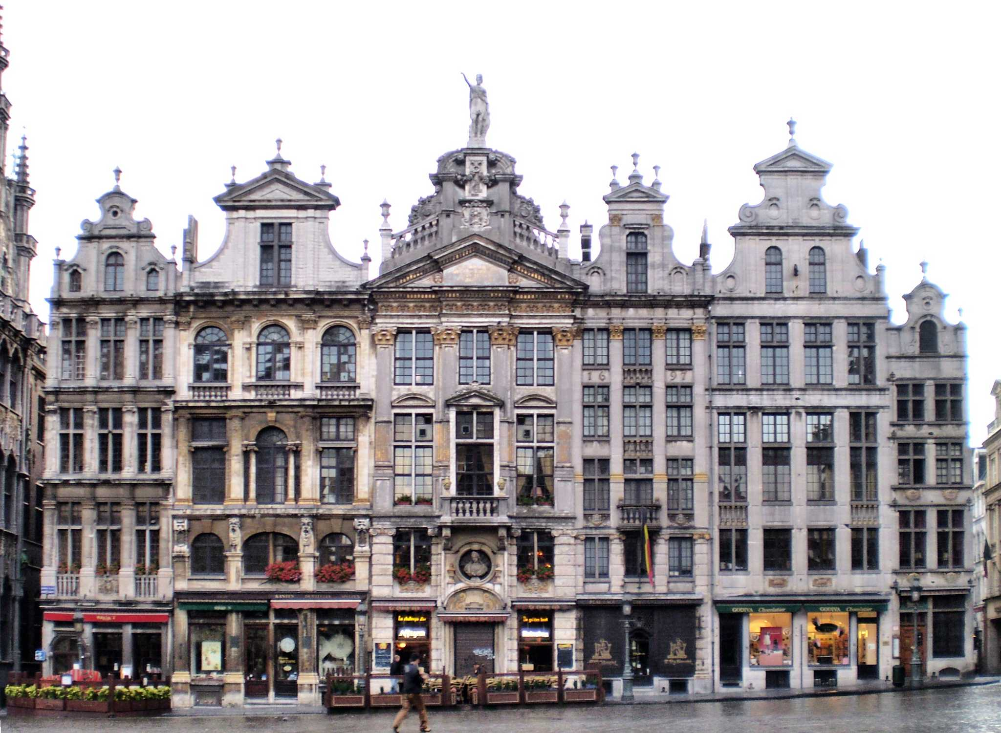 H tels bruxelles h tel hilton brussels grand place - Office de tourisme bruxelles grand place ...
