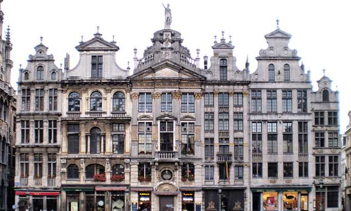 Hôtel Hilton Brussels Grand Place, Belgique - Maison Grand