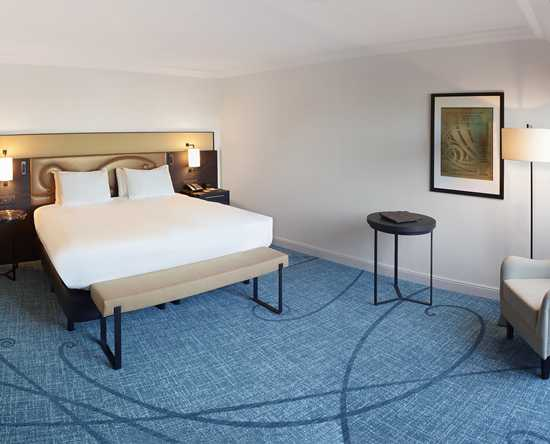 Slaapkamer En Suite : Brussels accommodatie hilton brussels grand place hotel