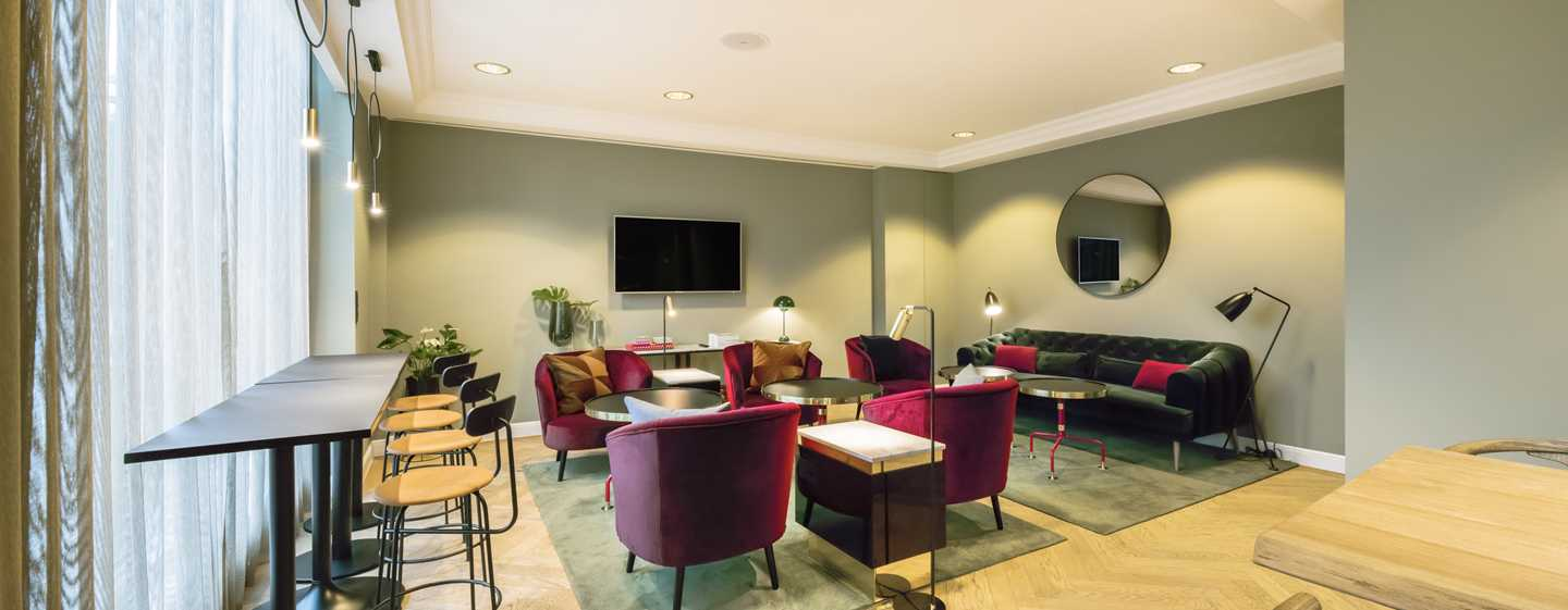 Hilton Brussels Grand Place Hotel, Belgien – Executive Lounge