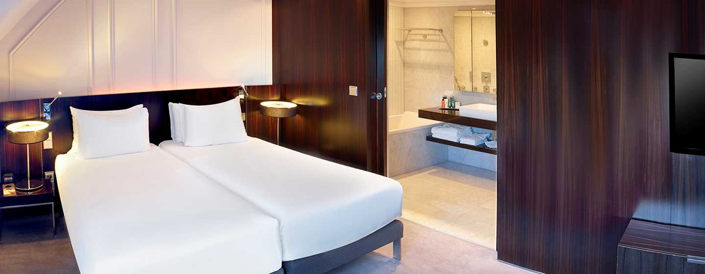 Hilton Brussels Grand Place Hotel, Belgien – Junior Suite