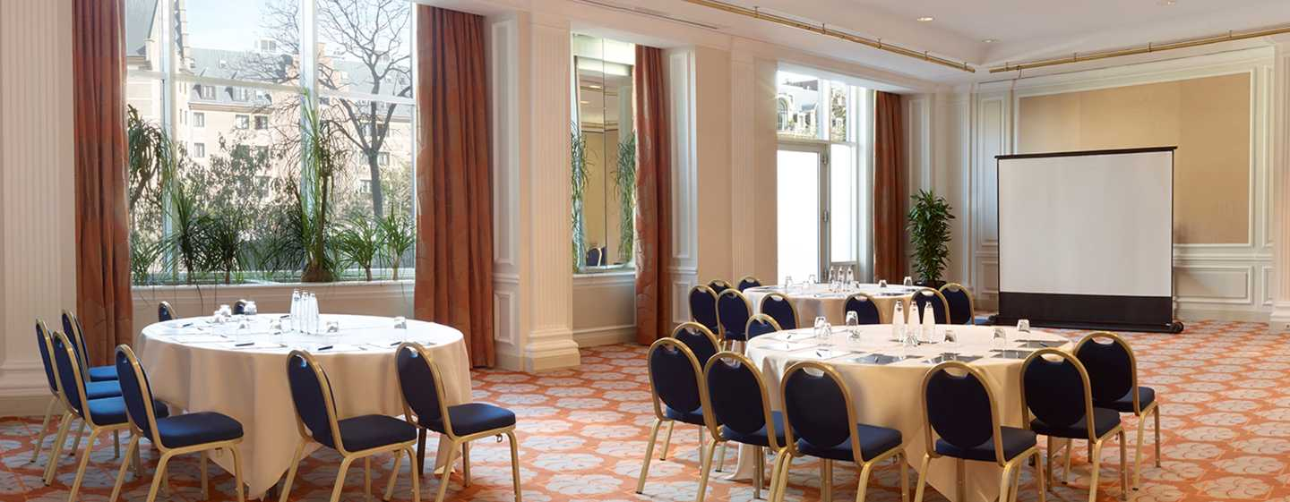 Hilton Brussels Grand Place Hotel, Belgien – Maßgeschneiderte Events